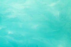 Предпосылка доски винтажной бирюзы деревянная Стоковые Фото