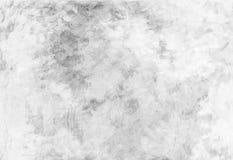 Предпосылка от белой грубой текстуры холста мазков краски Очистите абстрактную предпосылку Отсутствие изображения пыли с космосом Стоковая Фотография