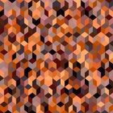 Предпосылка от кубов Стоковые Изображения