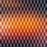 Предпосылка от кубов Стоковые Фотографии RF