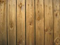 Предпосылка от доск деревянной загородки Стоковое Фото