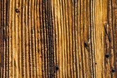 Предпосылка от старой деревянной доски Стоковые Изображения RF