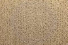 Паз отделал поверхность бетонная стена Стоковая Фотография RF