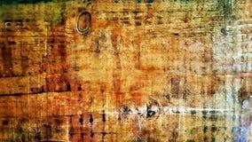 Предпосылка передразнивая деревянную поверхность Стоковое Изображение RF