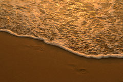 Предпосылка песка Стоковое Фото