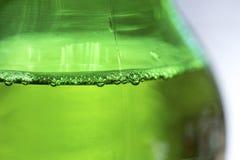 Предпосылка пивной бутылки Стоковые Изображения