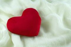 Предпосылка подарка сердца влюбленности Стоковое Фото