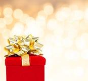 Предпосылка подарочной коробки для всего случая Стоковые Фотографии RF
