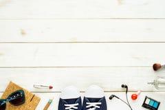 Предпосылка подростка, молодой женщины или девушки Стоковая Фотография