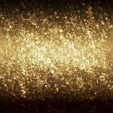 Предпосылка праздничного bokeh рождества и Нового Года Стоковые Изображения RF