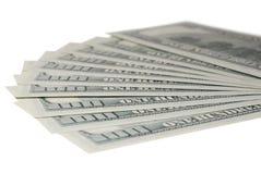 предпосылка представляет счет многочисленнnNs рамки долларов польностью положенное Стоковые Фотографии RF