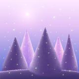 Предпосылка приветствию с Рождеством Христовым Стоковое фото RF