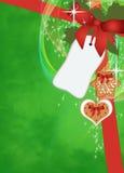 Предпосылка пришествия или рождества Стоковая Фотография RF