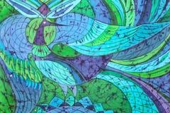 Предпосылка птицы Стоковое Изображение RF