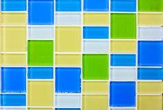 Предпосылка плитки мозаики плитки Стоковое Фото