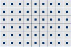 Предпосылка плитки цемента Стоковая Фотография RF