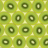 Предпосылка плодоовощ кивиа Стоковая Фотография RF