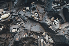 предпосылка разводит структуру камней утеса утесистую стоковое фото