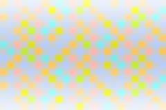 предпосылка расплывчатая Яркая цветастая текстура безшовно Стоковые Фото