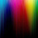 Предпосылка радуги Стоковое фото RF