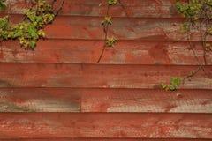 Предпосылка древесины амбара Стоковая Фотография RF