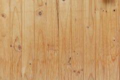 Предпосылка древесины Брайна Стоковая Фотография