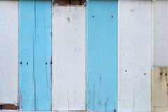 Предпосылка древесины сини военно-морского флота Стоковая Фотография RF