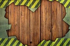 Предпосылка древесины Grunge Стоковое Изображение