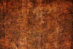 Предпосылка ржавчины Стоковые Фото