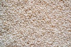Предпосылка риса зерна Стоковое Изображение