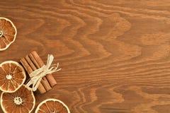 Предпосылка рождества деревянная Стоковые Фотографии RF