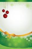 Предпосылка #2 рождества красивая Стоковые Изображения RF