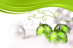 Предпосылка #11 рождества красивая Стоковое фото RF