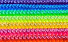 Предпосылка ручки студня радуги для концепции LGBT Стоковое Фото