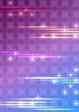 Предпосылка световой волны Стоковая Фотография RF