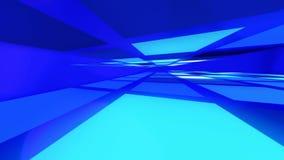 Предпосылка светов названия абстрактная Стоковое Изображение