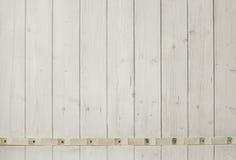Предпосылка светлых деревянных планок, покрашенная с естественной отделкой Стоковое фото RF