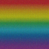 Предпосылка связанная радугой Стоковое Фото