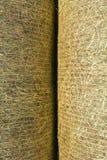 Предпосылка связки соломы Стоковое фото RF