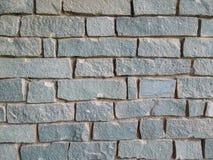 Предпосылка серой текстуры каменной стены Стоковое Изображение