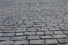 Предпосылка серых прямоугольных каменных блоков Стоковые Изображения