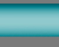 Предпосылка сети традиционного Teal плоская Стоковые Изображения RF