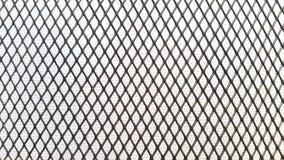 Предпосылка сетки металла Стоковые Фотографии RF