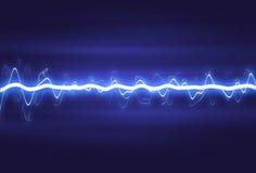 Предпосылка сигнала Стоковое фото RF