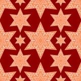 Предпосылка символа украшения рождества иллюстрация вектора