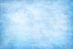 Предпосылка сини льда стоковое изображение