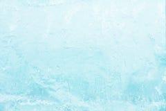Предпосылка сини льда Стоковые Изображения