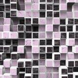 Предпосылка сирени checkered бесплатная иллюстрация