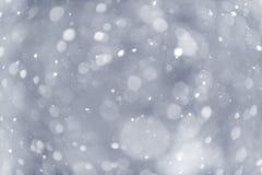 Предпосылка снежностей стоковое фото rf