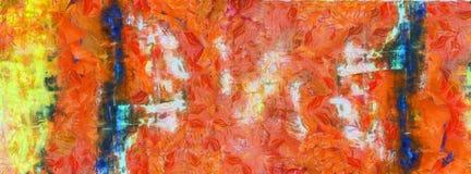 Предпосылка современного искусства абстрактная Стоковые Изображения